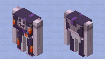 zeruel Minecraft Mob Skin