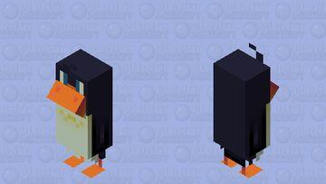 It's Topper! Minecraft Mob Skin