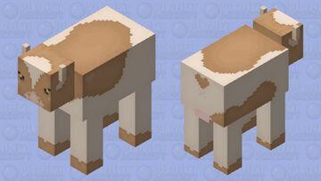 butterscotch Minecraft Mob Skin