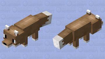 Coffee Foxie! Minecraft Mob Skin