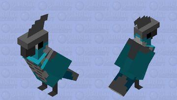 Ari (The Bird) Minecraft Mob Skin