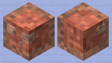 dirty pink cubie Minecraft Mob Skin