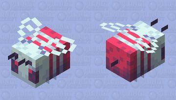 Lucid Bee Minecraft Mob Skin