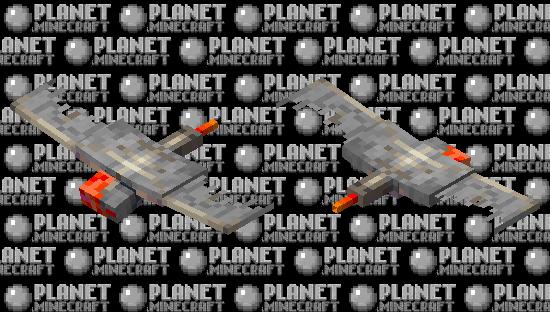 Phantom XK-2.0 (PMC Season 1 Community Resource Pack) Minecraft Skin