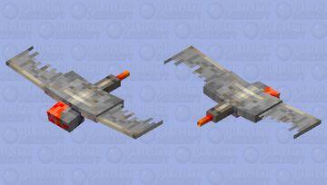 Phantom XK-2.0 (PMC Season 1 Community Resource Pack) Minecraft Mob Skin