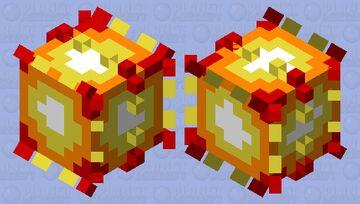 Explosion Pufferfish Minecraft Mob Skin
