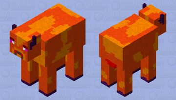 Aries (Animal Form) Minecraft Mob Skin