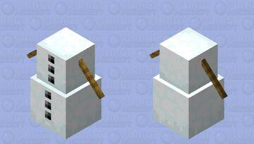 I need a head Minecraft Mob Skin