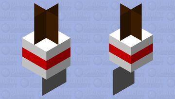 next level fishing bobber Minecraft Mob Skin