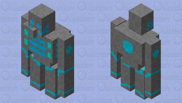 Future Robots Contest entry. (Pop Reel!) Minecraft Mob Skin