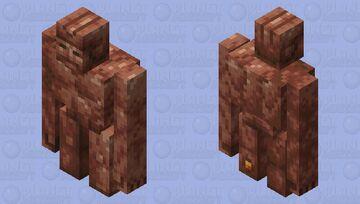 Talos, The Mythical Automaton (CE) Minecraft Mob Skin