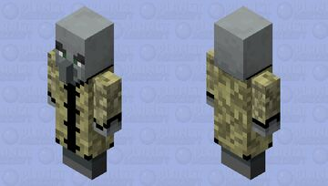 mansion owner 2 Minecraft Mob Skin