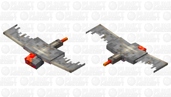 Phantom XK-2.0 Var. Minecraft Skin