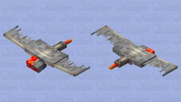 Phantom XK-2.0 Var. Minecraft Mob Skin
