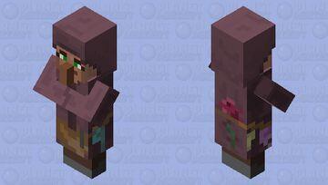 Seamstress (Villager profession) Minecraft Mob Skin