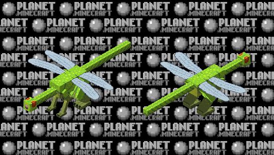 Dragon-fly Minecraft Skin