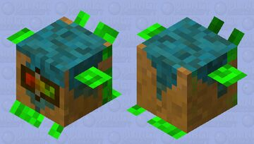 Medium Plant Pot Minecraft Mob Skin