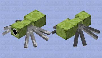 Maze Runner Griever Minecraft Mob Skin