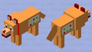 comandiu (bobicraft) Minecraft Mob Skin