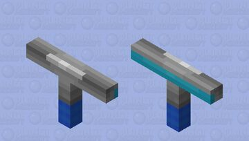 Window Squeegee Minecraft Mob Skin