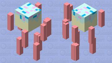 cupcake and sprinkles. Minecraft Mob Skin