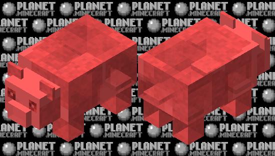 Gummy Panda Minecraft Skin