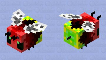 FIRE FLY Minecraft Mob Skin