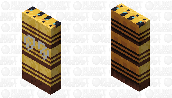 MULTIBEE 2: The pathetic sequel Minecraft Skin