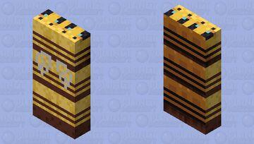 MULTIBEE 2: The pathetic sequel Minecraft Mob Skin