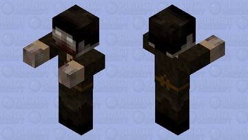 Infected Priest Minecraft Mob Skin