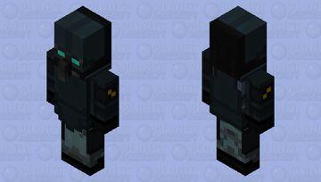 Combine Soldier Minecraft Mob Skin