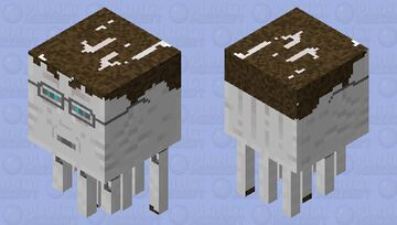 The Health Inspector Minecraft Mob Skin
