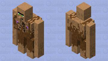 Mutated Villager Minecraft Mob Skin