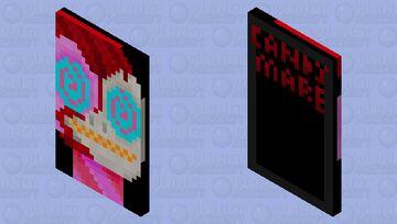 Candy Mare HD Minecraft Mob Skin