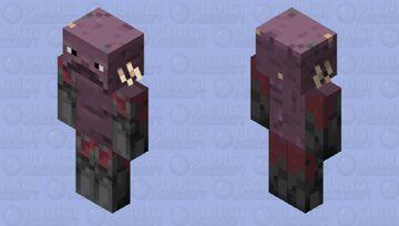 Cold Striderlin Minecraft Mob Skin