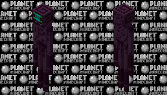 Psionic Enderman Minecraft Skin