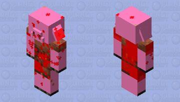 Piggey Minecraft Mob Skin