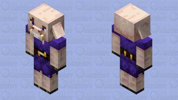 Piglin Me Minecraft Mob Skin
