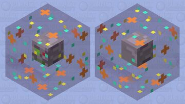 ❂ Limited Edition PMC 10th Anniversary Party Balloon: Cyprezz Head + Confetti!!! ❂ Minecraft Mob Skin