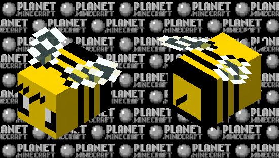 Just a Bee Minecraft Skin