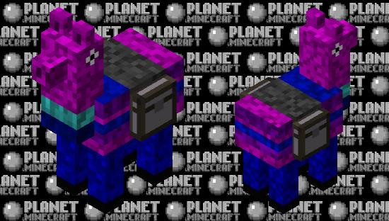fortnite llama Minecraft Skin