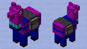 fortnite llama Minecraft Mob Skin