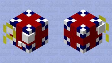 UKBall Minecraft Mob Skin