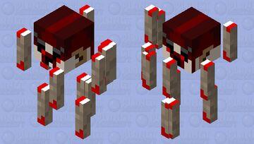 Gallu Demons Version 1 Minecraft Mob Skin