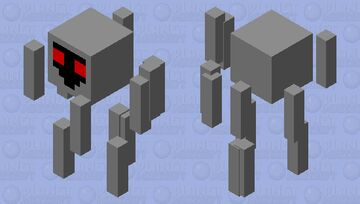 entity blaze Minecraft Mob Skin
