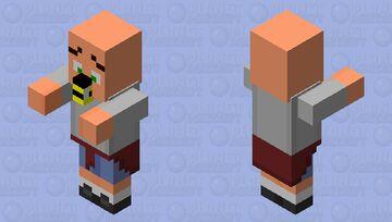 🐝🐝🐝 Minecraft Mob Skin