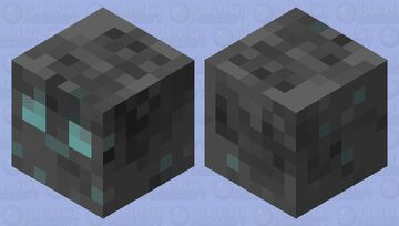 Geode| entry for nether nightmares Minecraft Mob Skin