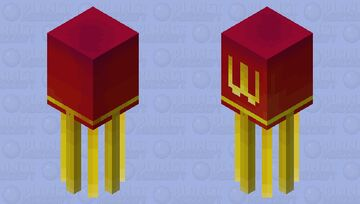 McFries (turn it the other way up) Minecraft Mob Skin