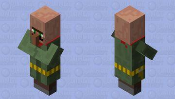 Wild West Adventure Dr Trayaurus Minecraft Mob Skin