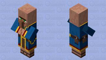 Wandering Trader (Programmer Art) Minecraft Mob Skin